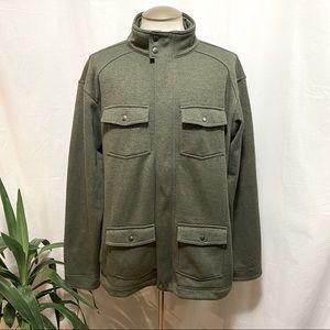 Patagonia zippered sweater   XXL